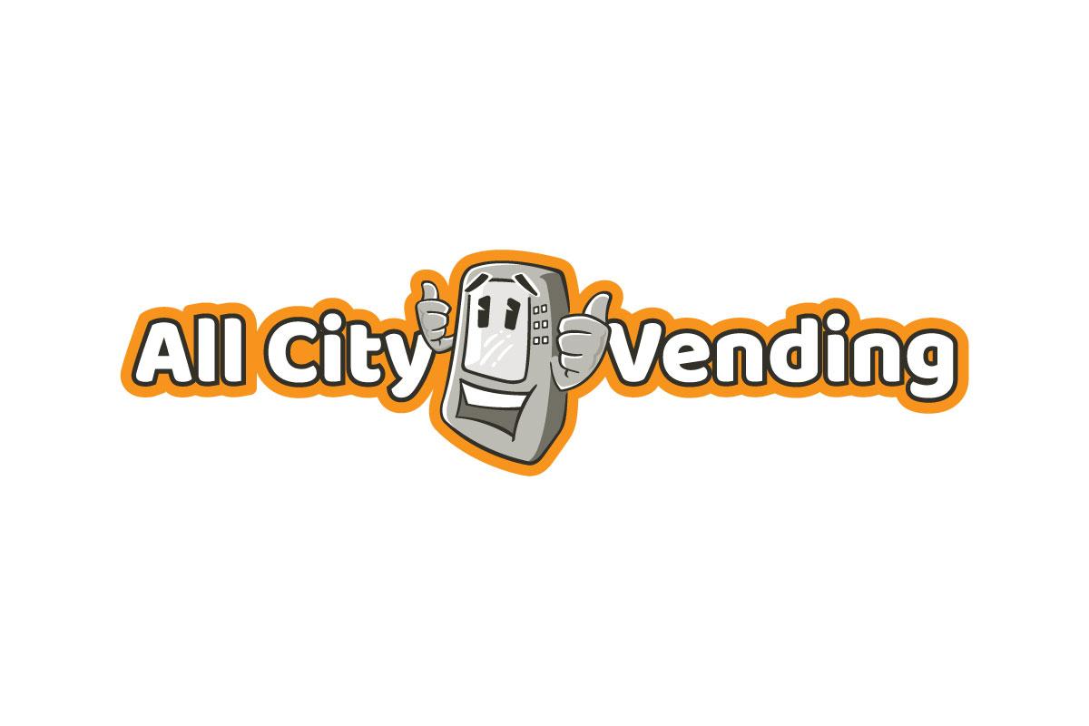 All City Vending Logo Horizontal