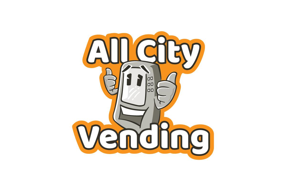 All City Vending Logo