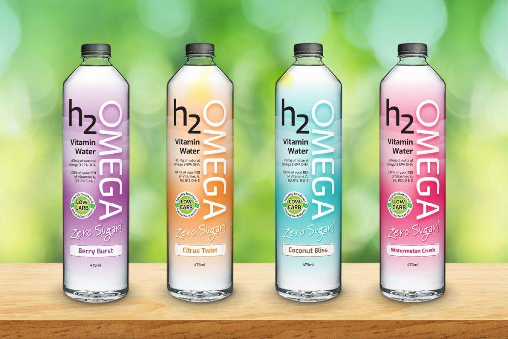 H2Omega Bottles