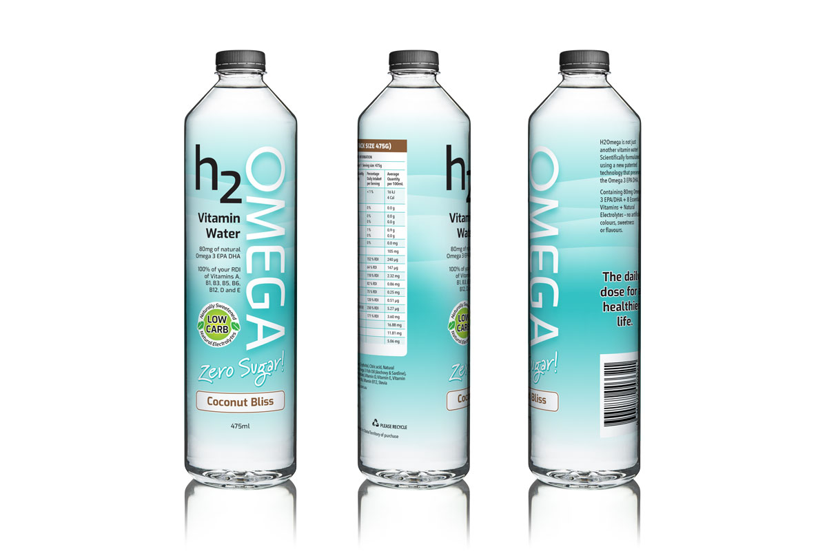 H2Omega Packaging Desgn