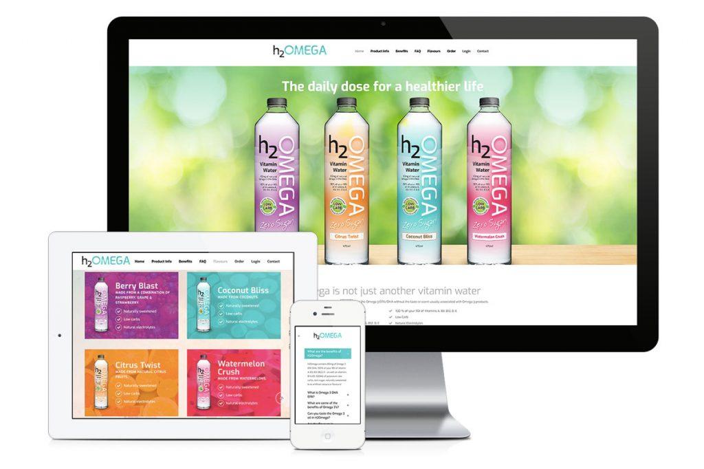 H2Omega Website