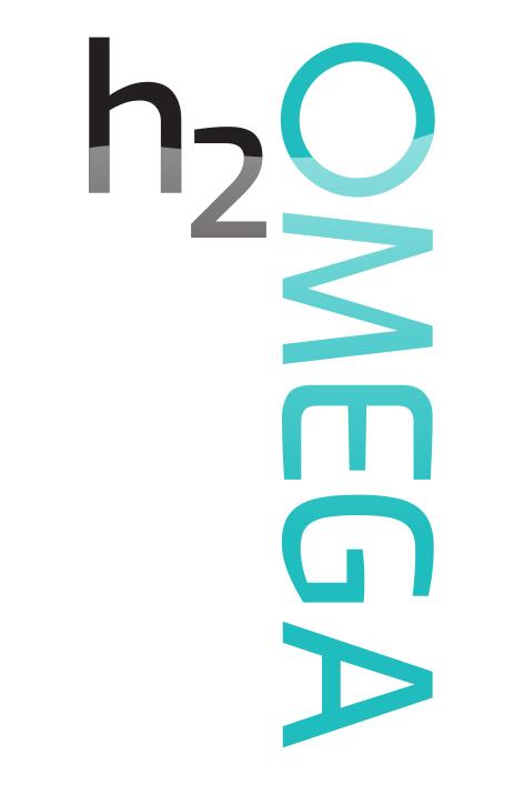 H2Omega Logo