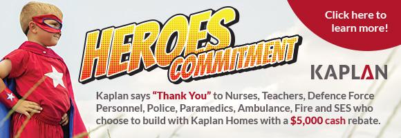 Kaplan Heros Commitment Banner Ad