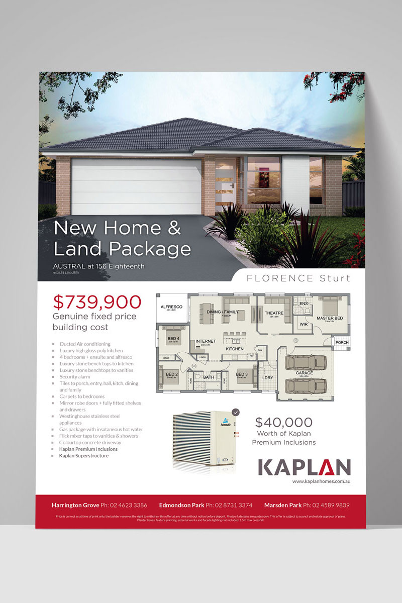 Kaplan Home Fact Sheet