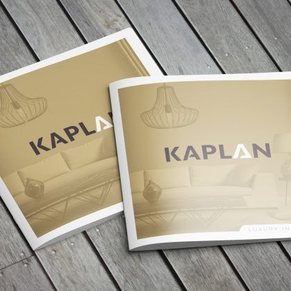 Kaplan Homes Inclusions Brochure Cover