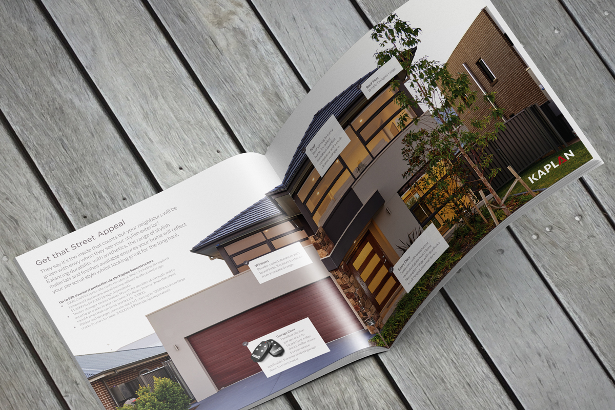 Kaplan Homes Inclusions Brochure