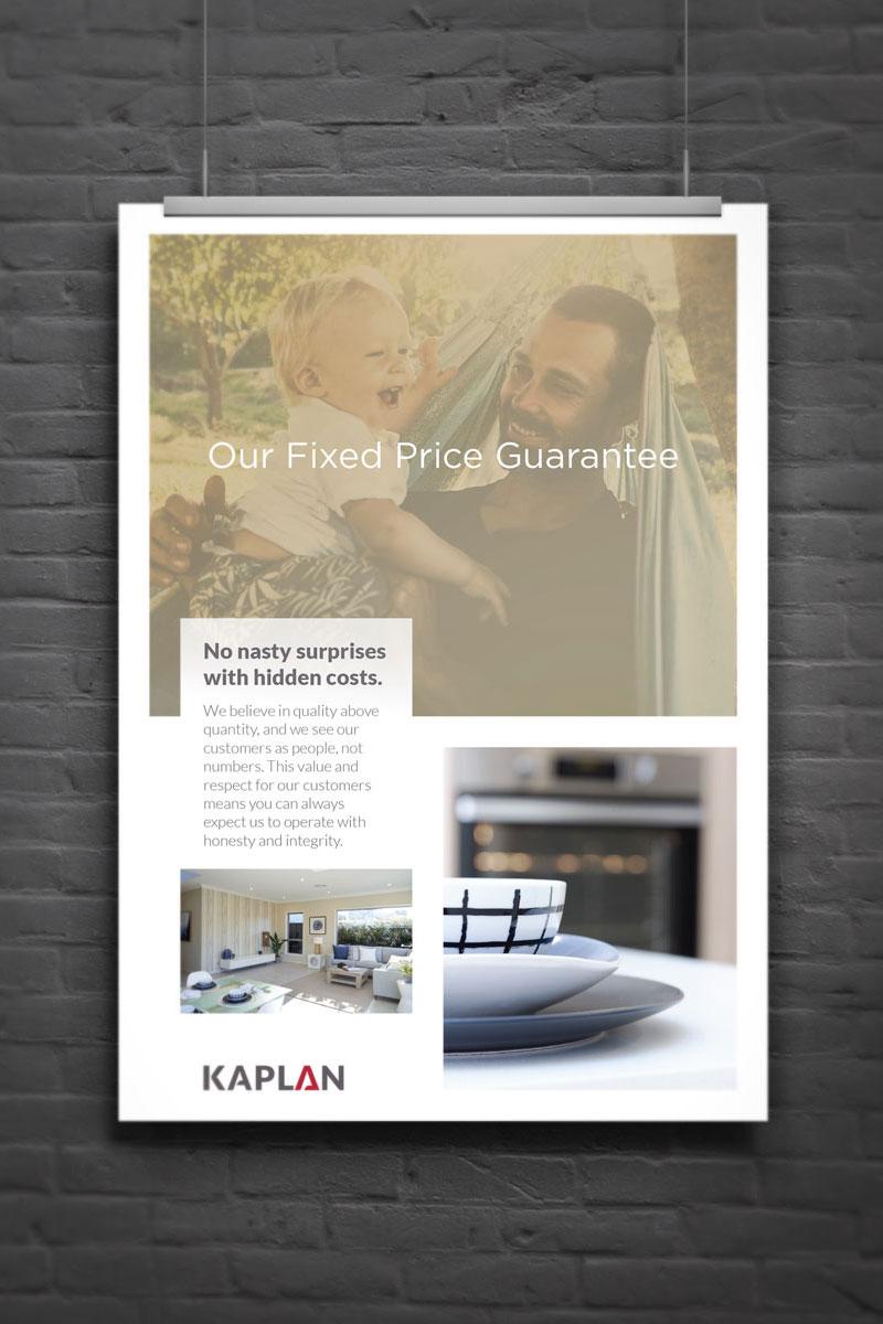 Kaplan Interior Graphic Panels