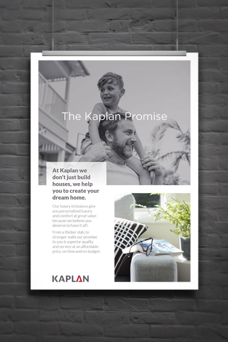 Kaplan Interior Graphic Panels