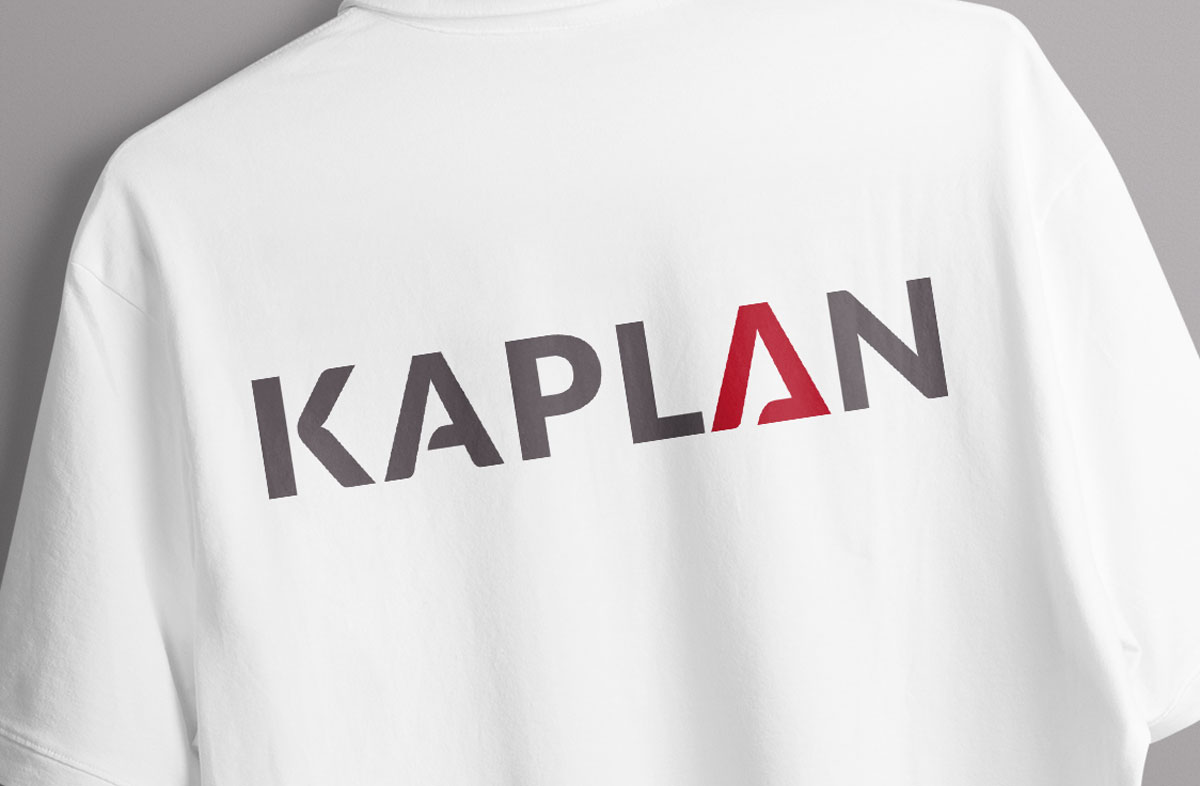 Kaplan Homes Polo Shirt Back