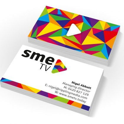 SMEtv-Business-cards-presentation