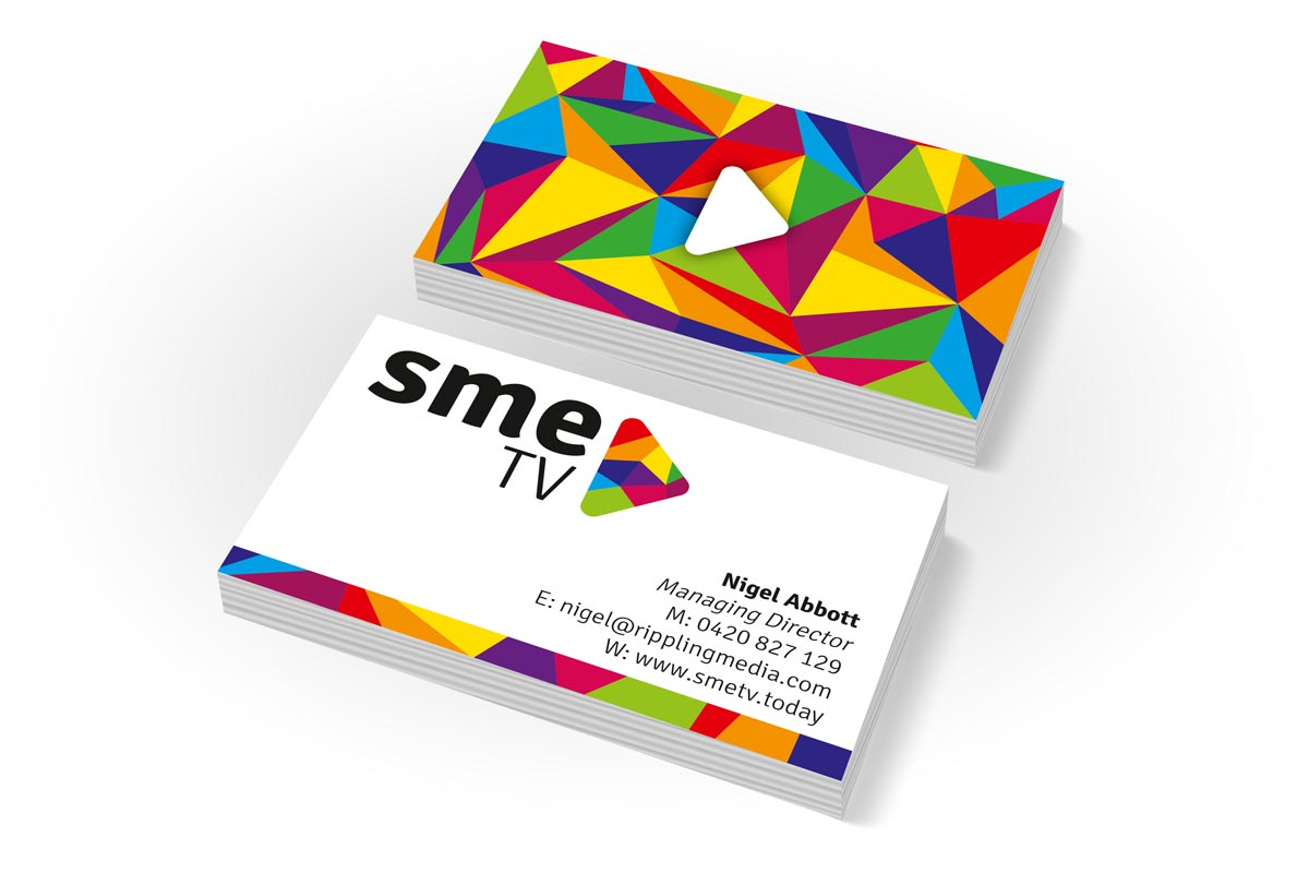 SMEtv-Business-cards-presentation